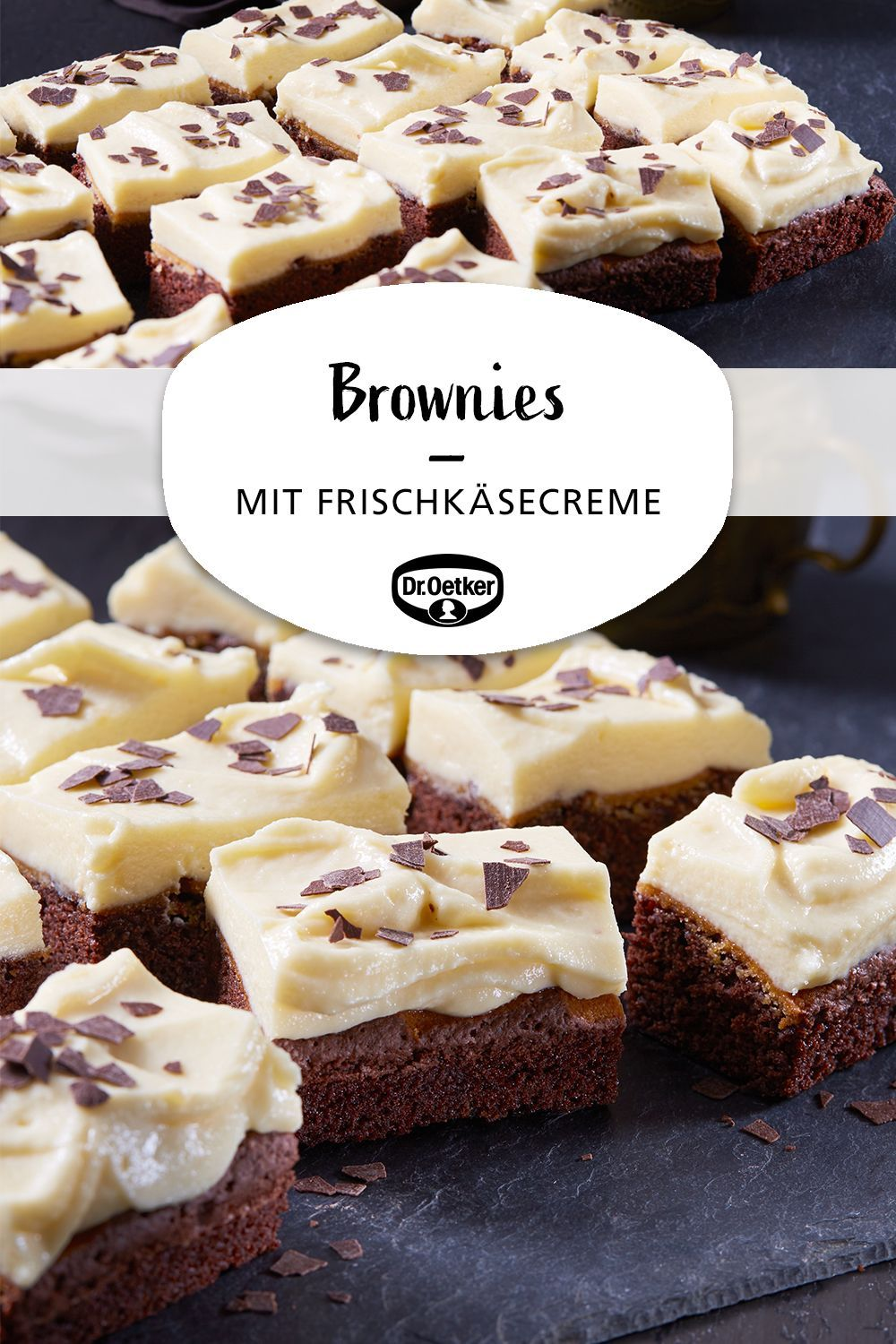 Brownies Mit Frischkasecreme Chocolatechipdip With Images Easy Coffee Recipes Coffee Recipes Cream Cheese Brownies