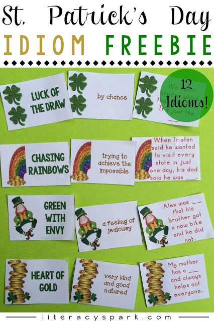 St. Patrick's Day Traditions | Seasons, Plays and The words