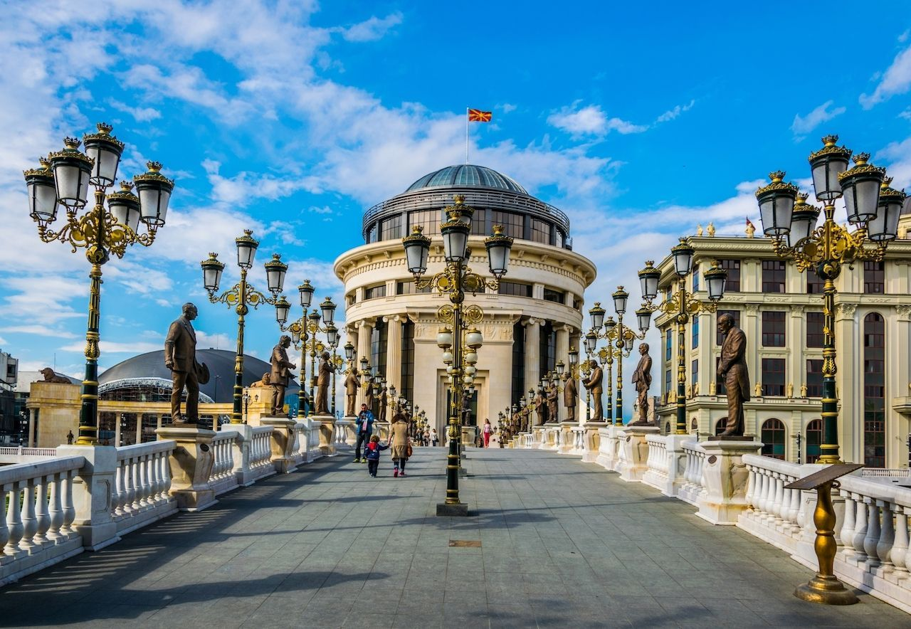 Skopje Macedonia Has A Ridiculous Amount Of Odd Statues Here Are The Ones You Need To See Travel Macedonia Skopje Macedonia