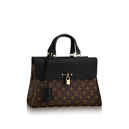 Louis Vuitton Handbags Monoglam 2WAY Plain Leather Elegant Style Handbags 2 16ddbcb07b99c