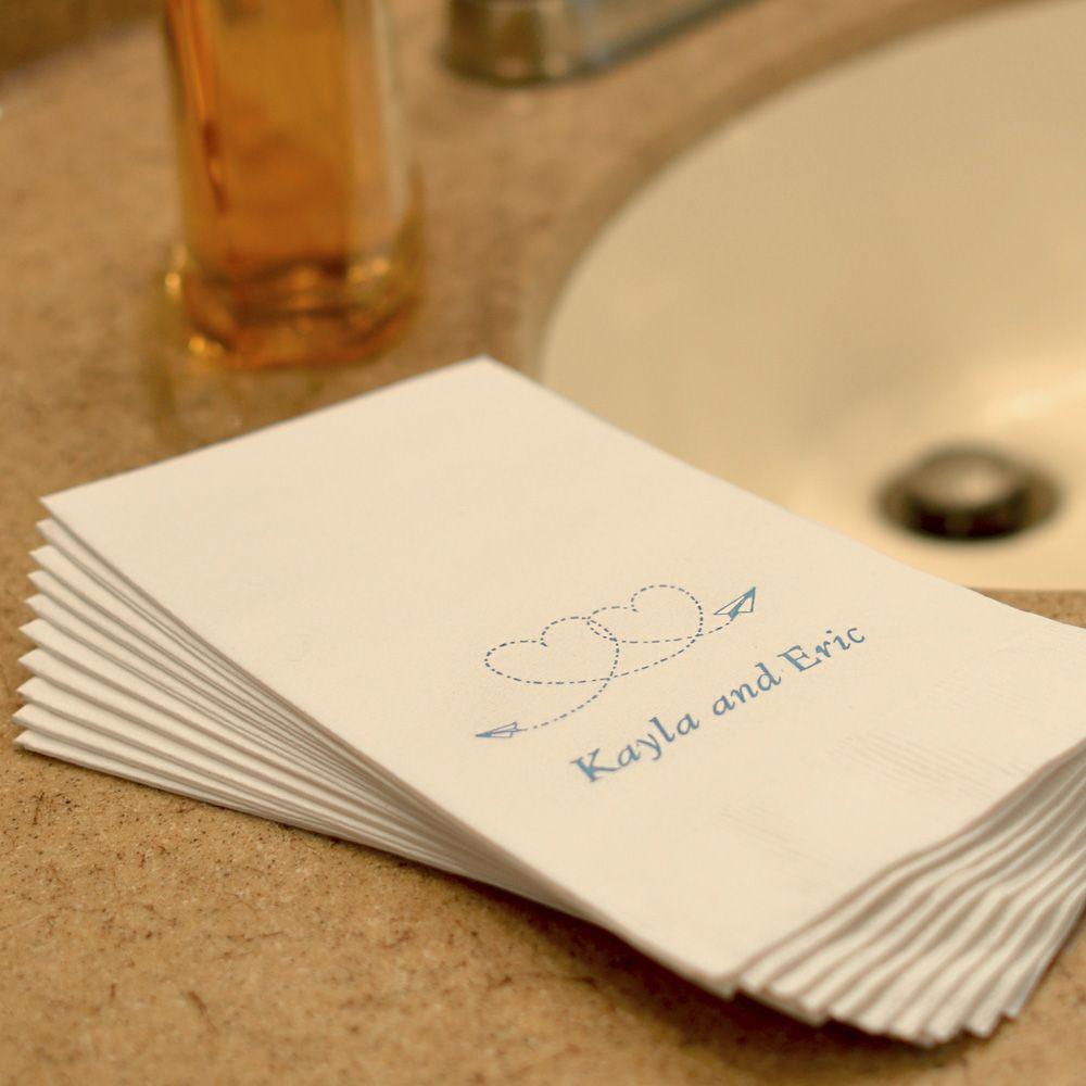 3 Ply Cocktail Napkins Set Of 50 Paper Guest Towels Guest