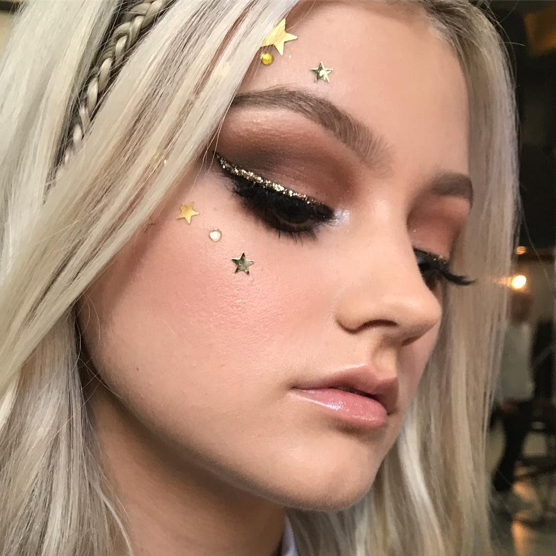 Regram via emmachenartistry Festival bride, Makeup
