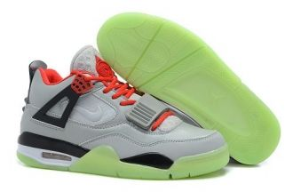e046a6808dc10c Air Jordan Shoes Air Jordan 4 Yeezy 2 Grey Red Leather  Air Jordan 4 - July  2013 new arrivals. On foot after mesh material covered under your feet  comfort ...
