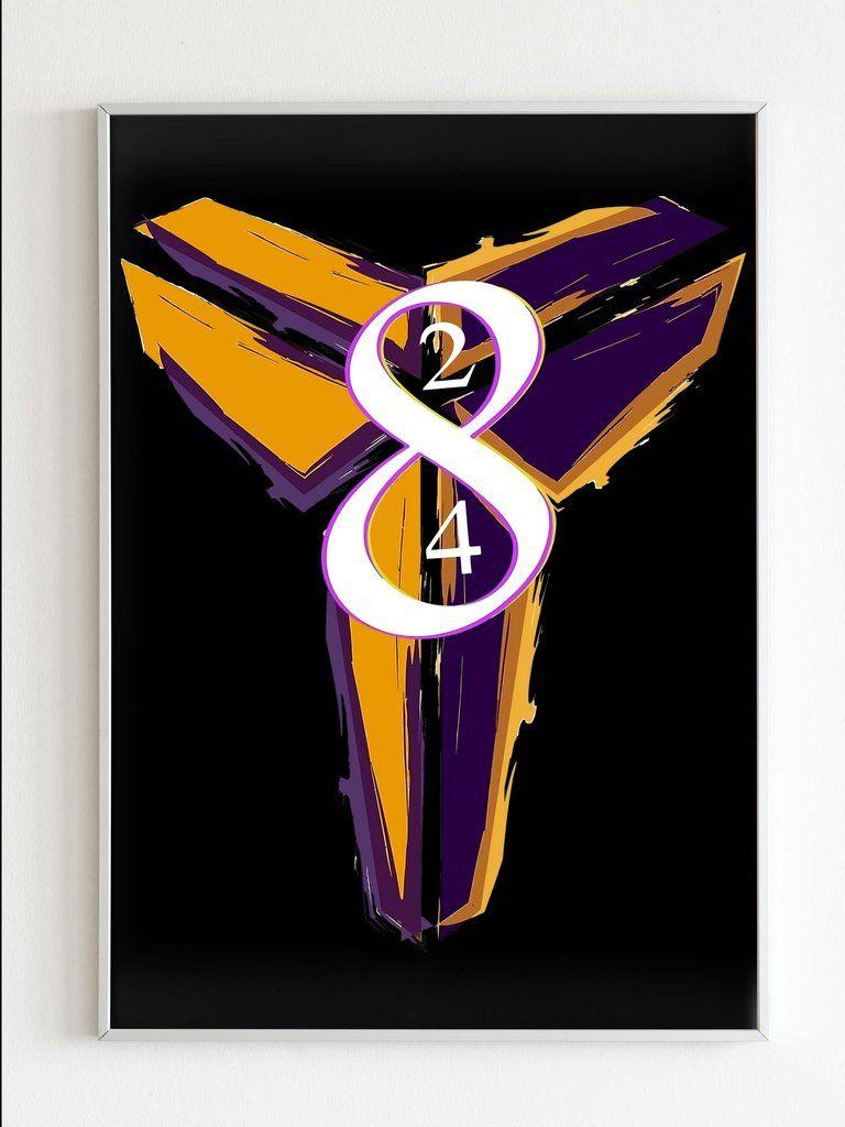 Kobe Bryant Logo Poster Kobe Bryant Tattoos Kobe Bryant Poster Kobe Bryant Wallpaper Android kobe bryant logo wallpaper hd