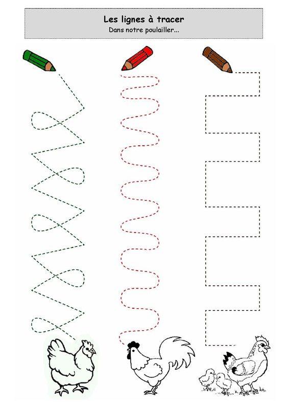 2014-07) 3 mønstre   Escolares   Pinterest   Schwungübungen ...