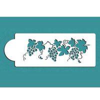 Small Grapevine Cake Stencil, Cake Side Stencil, Cake Border Kitchen Accessories Decoration, Wall Stencil