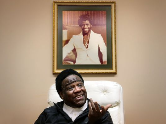 Soul call: Al Green marks 40 years as a pastor