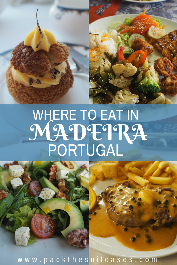 Where To Eat In Madeira 14 Of The Best Restaurants And Cafes Madeira Madeira Food Portuguese Recipes