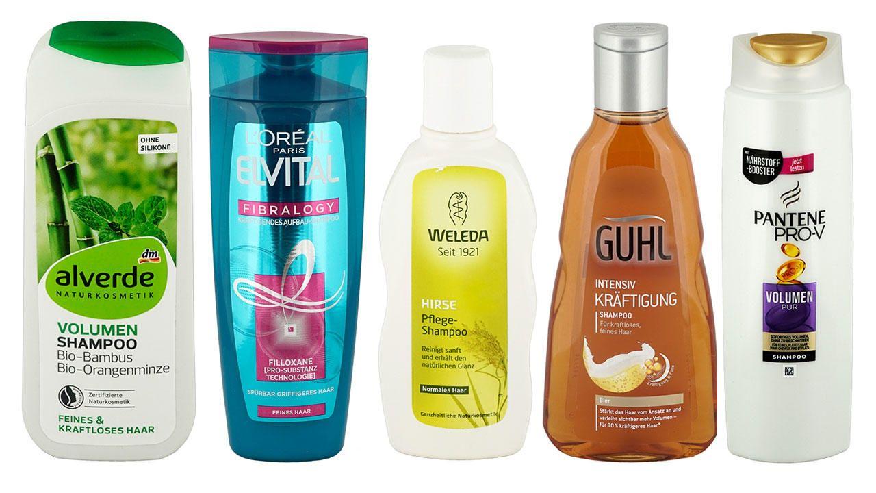 Shampoo Ohne Silikone Im Test Knapp Die Halfte Ist Sehr Gut Shampoo Ohne Silikone Silikonfreies Shampoo Shampoo