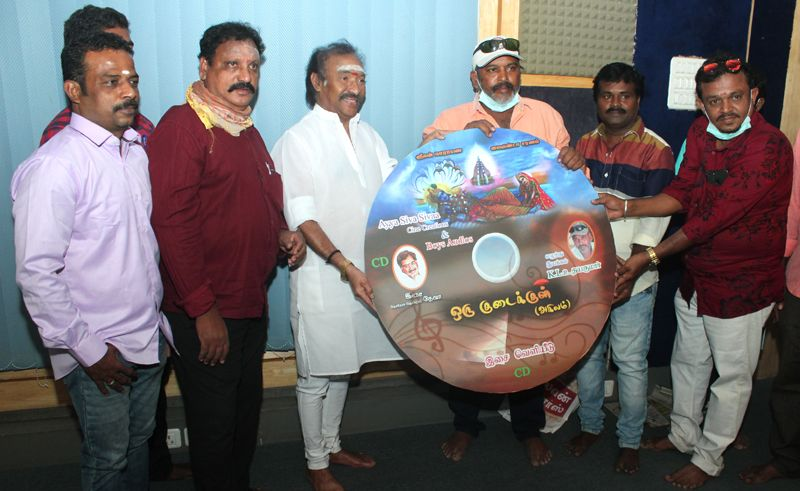 Music Director Deva Speech @ Oru Kudaikul Audio Launch