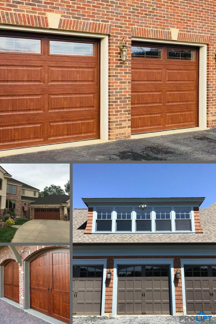 Garage Doors Gallery Garage doors, Residential garage