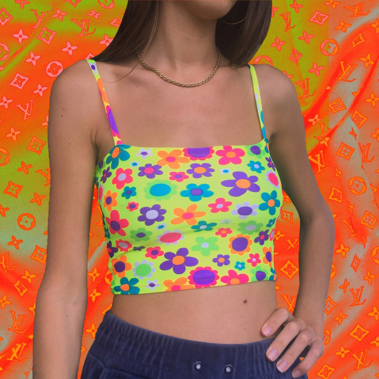 bc4279d5fd8 Listed on Depop by vannahhills in 2019 | Tops | Depop, Retro fashion ...