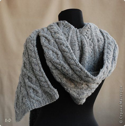 Модное вязание спицами : фото, тенденции 90