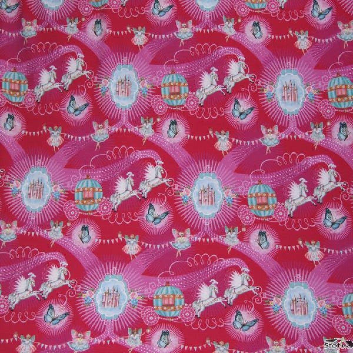 digitale tricot you will go to the ball by Fiona Hewitt mooie kwaliteit tricot met een ontwerp van Fiona Hewitt 96%co 4%ea 155 breed 200gr m2