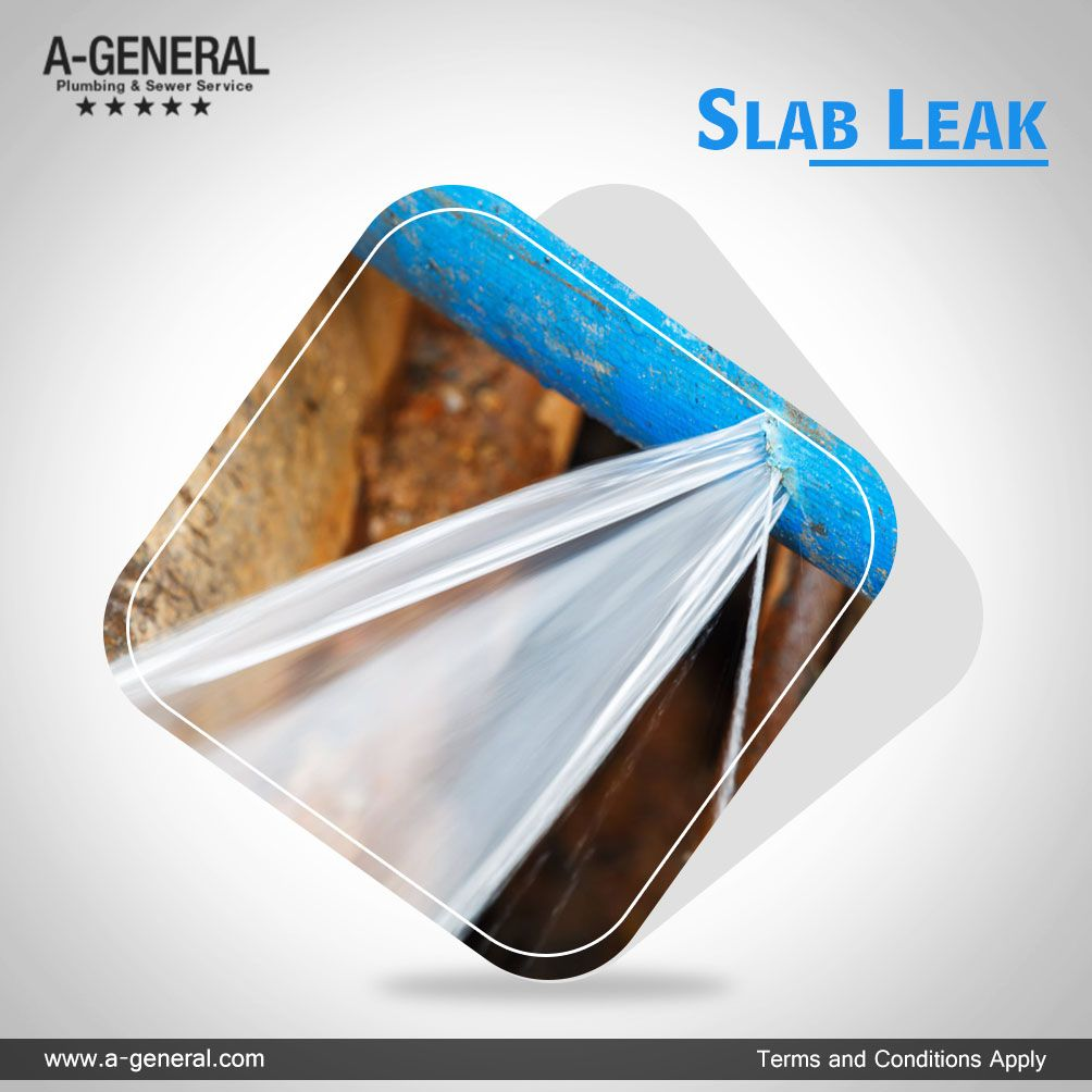 Slab Leaks Are One Of The Most Annoying Plumbing Issue We Get Dripping Water On Your Head Wherever We Go In The Slab Leak Water Softener Water Softener System