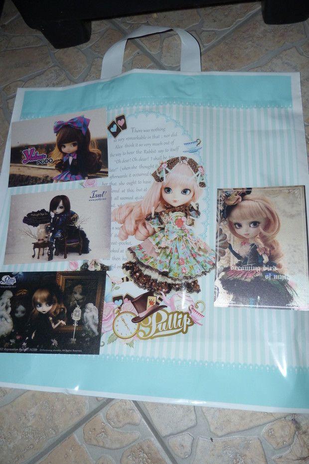 Pullip Dolls / ISUL / DAL - Hadesflamme - Merchandise - Onlineshop für alles was das (Fan) Herz begehrt!