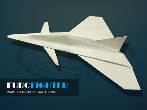 How To Make A Paper Plane That Really FLIES Well