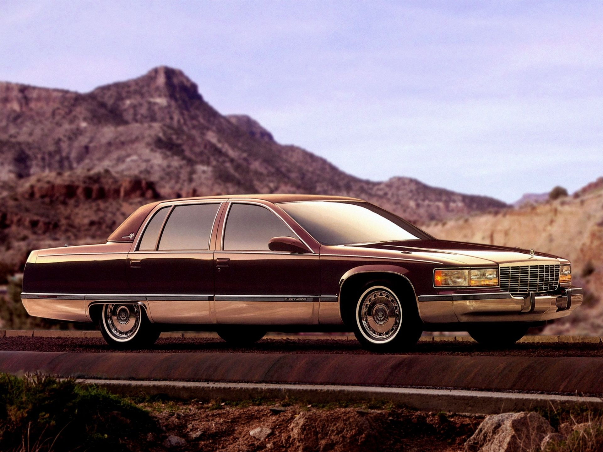 1996 Cadillac Fleetwood Brougham Maintenance/restoration of old/vintage  vehicles: the material for new cogs/casters/gears/pads could be cast  polyamide which ...