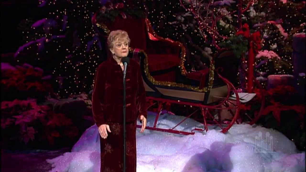 We Need a Little Christmas Angela Lansbury and the