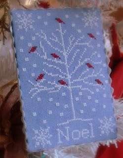 ♥ New York Dreamer Needleworks ♥: Blue Christmas, un free per natale