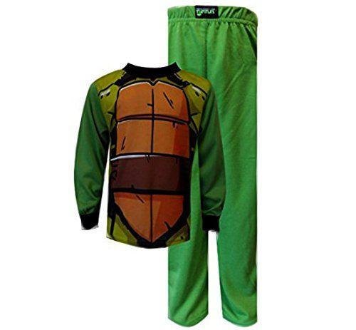 Nickelodeon Boys' Teenage Mutant Ninja Turtle with Cape Pajamas Size 6 Nickelodeon http://www.amazon.com/dp/B00QJ9GQEK/ref=cm_sw_r_pi_dp_--XHub0DT7G19
