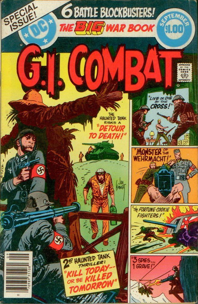 Pin by Owill on 80's Comics & Magazines War comics