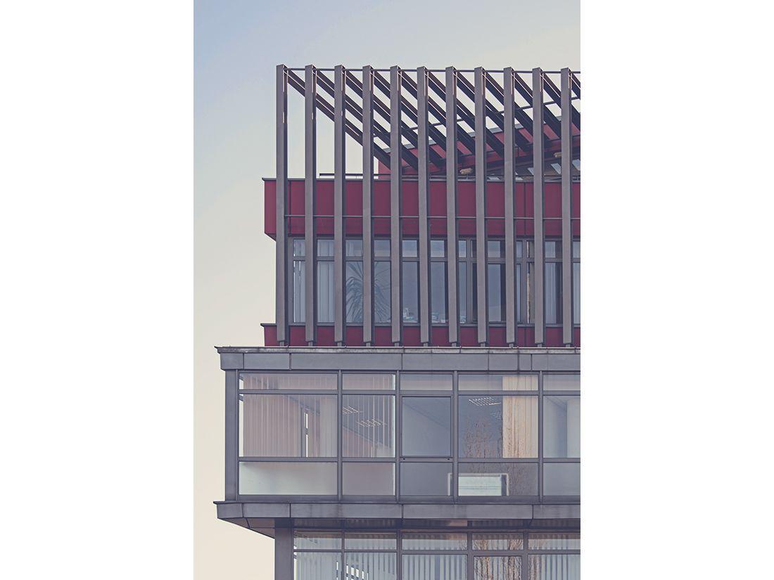 Aquincum Logisztikai Központ BH Építész Iroda