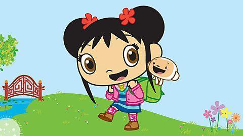Ni Hao Kai Lan Playing Together Kai Lan Kai Cartoon