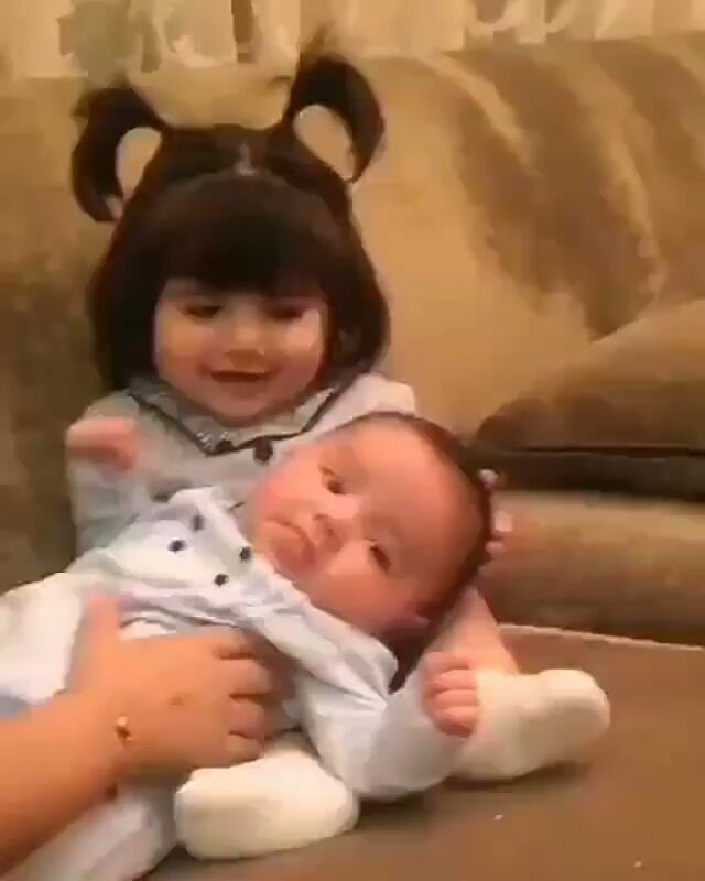 ???? DM me cute babies pic. Ad videos ???? Follow our page for new videos ????For