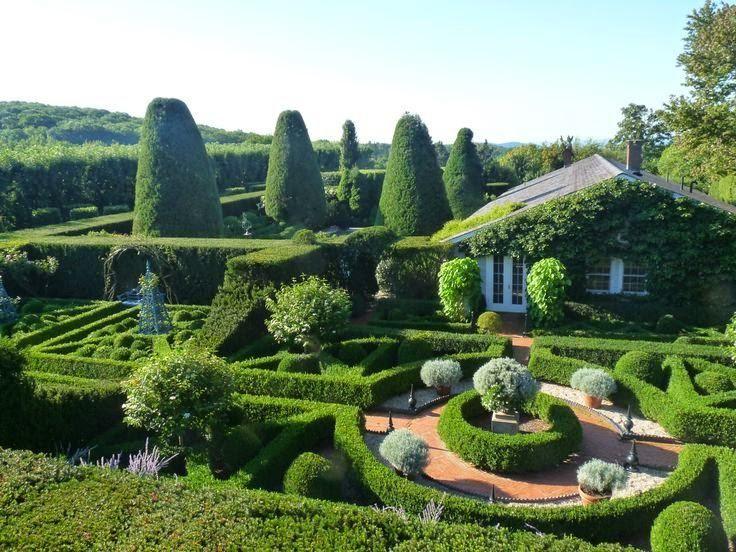 Jardines de celebrities: Oscar de la Renta {en memoria} | Cuidar de tus plantas es facilisimo.com