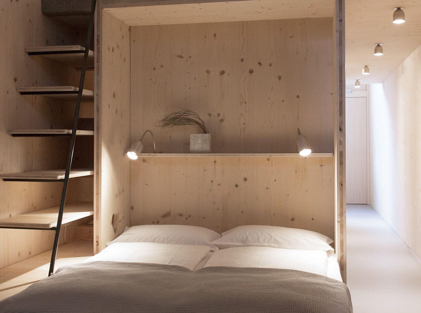 quartier Lodges, Garmisch-Partenkirchen › Pretty Hotels