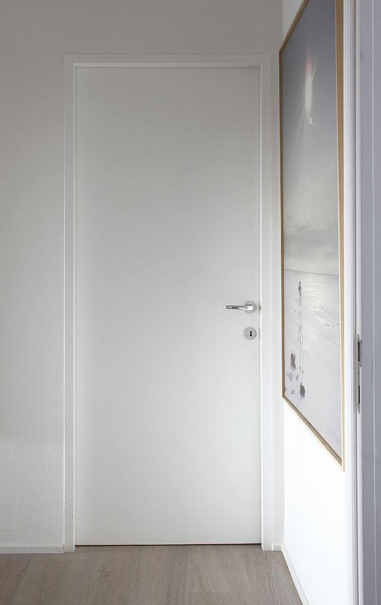 Blocsportes Laqués Ou Prêts à Peindre Portes Invisibles - Bloc porte invisible