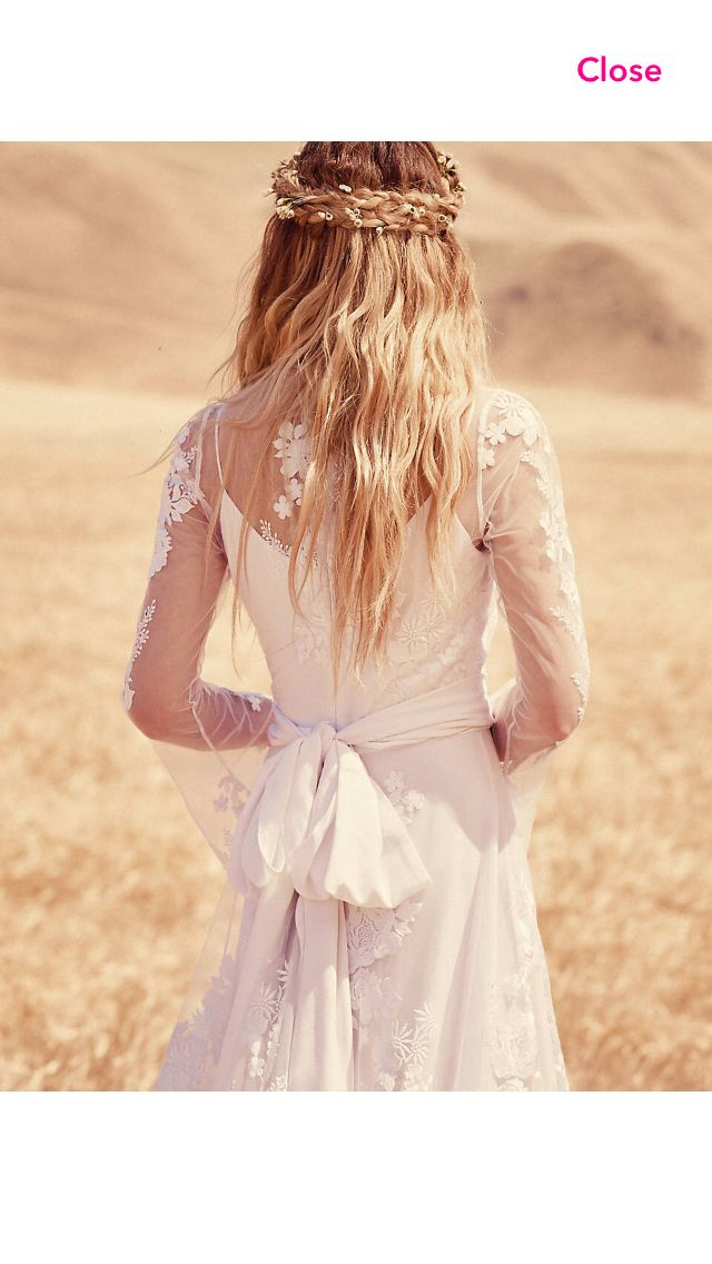 Free people wedding collection