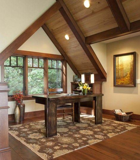Lake Lure Study By Allard And Roberts Interior Design, Asheville, NC