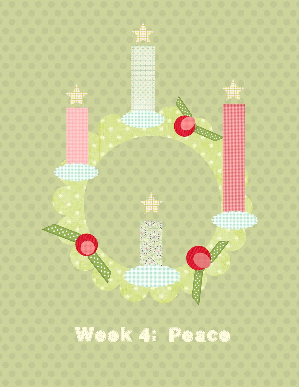 advent wreath week 4 advent first sunday of advent. Black Bedroom Furniture Sets. Home Design Ideas