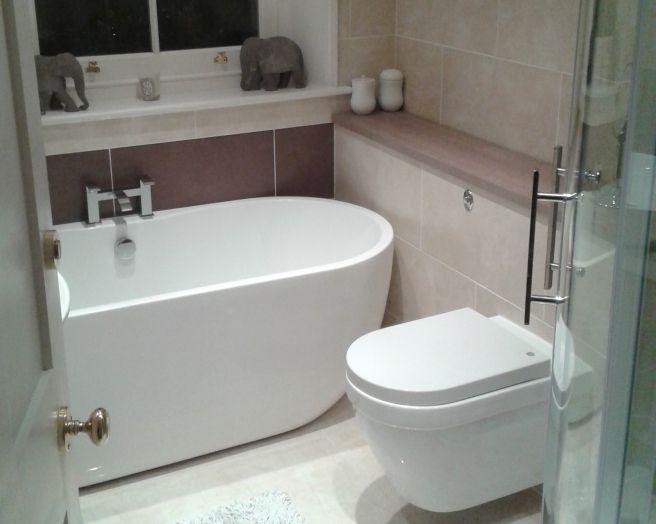 photo of bespoke contemporary designer modern neutral small beige ...