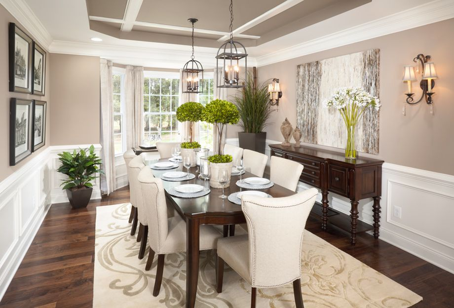 Lenah Mill The Executives Dining Room Inspiration