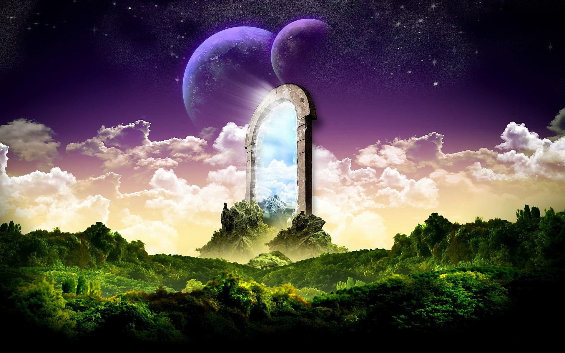 Fantasy art scenery fantasy worlds pinterest
