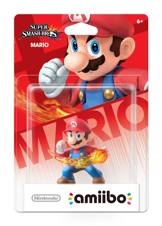Nintendo Mario Amiibo Nintendo Super Smash Bros Nintendo Amiibo Amiibo