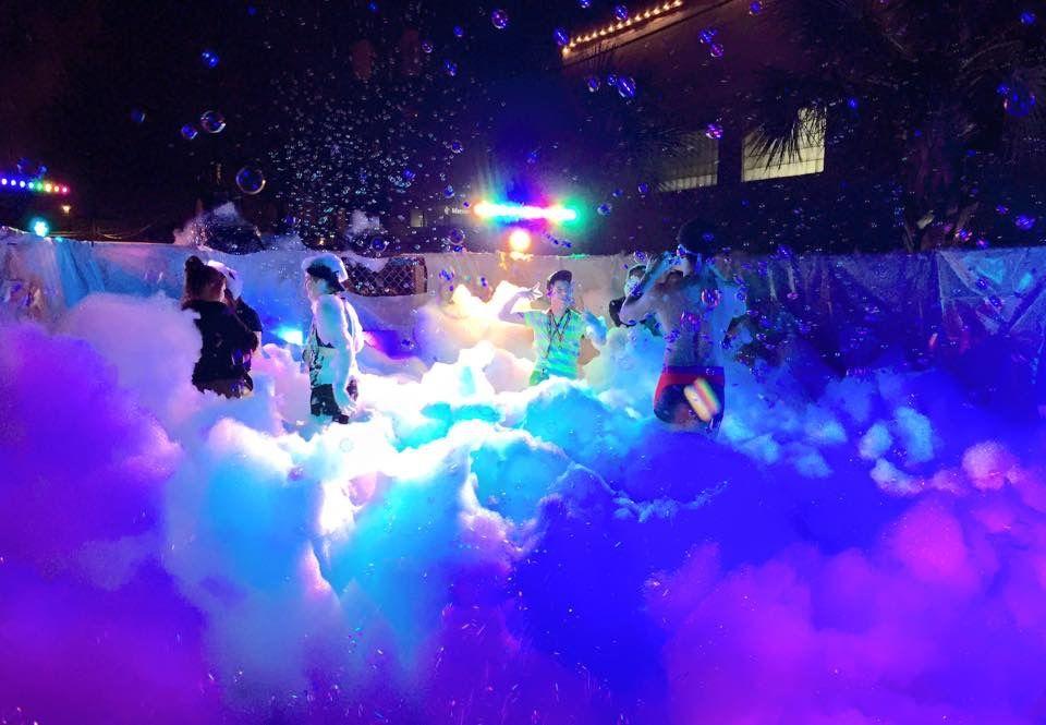 Foam Pit Party DPC Event Services (With images) Event
