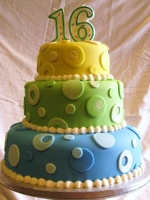 16th Birthday Cakes Ideas For Boys Adult Birthday Cakes