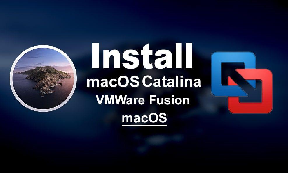 Vmware fusion 7 catalina download