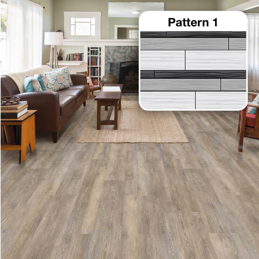 Home Depot Luxury Vinyl Plank Flooring Lifeproof Multi Width Radiant Oak Http