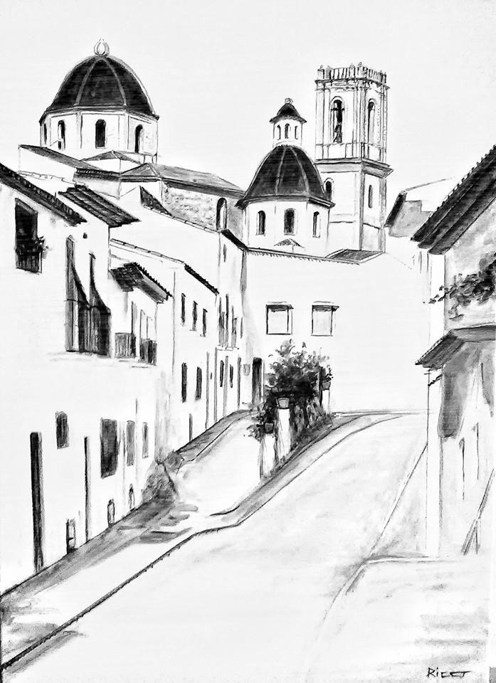Calle San Miguel de Altea