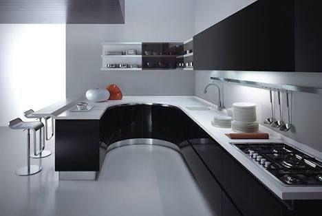 Resultado de imagen para cocinas integrales de lujo Diseños De