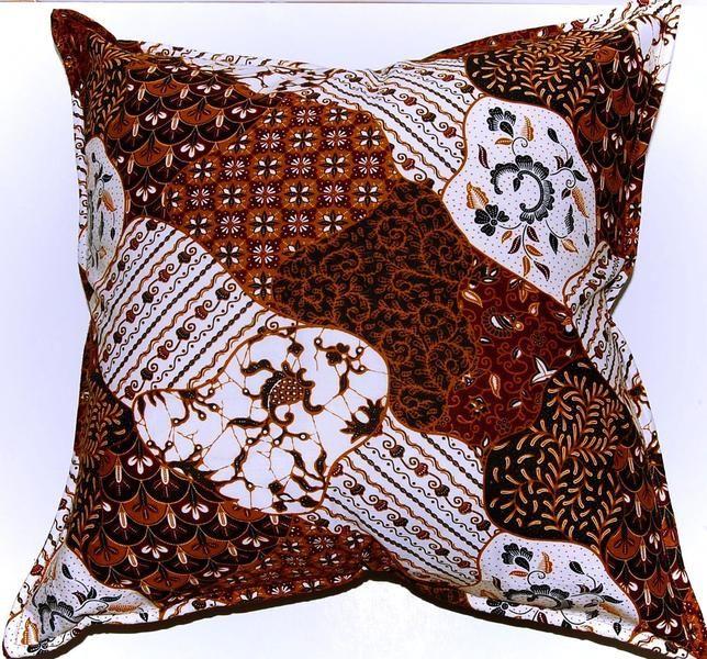 Classy Classic Batik Pattern And Colour From Yogyakarta