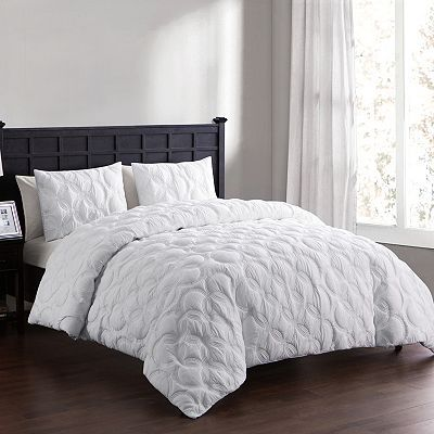 Vcny Home Atoll Embossed Bed In A Bag Set Kohls 90