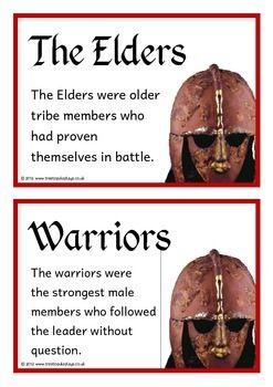 Anglo Saxons Fact Cards Anglo Saxon Facts Anglo Saxon Anglo Saxon History