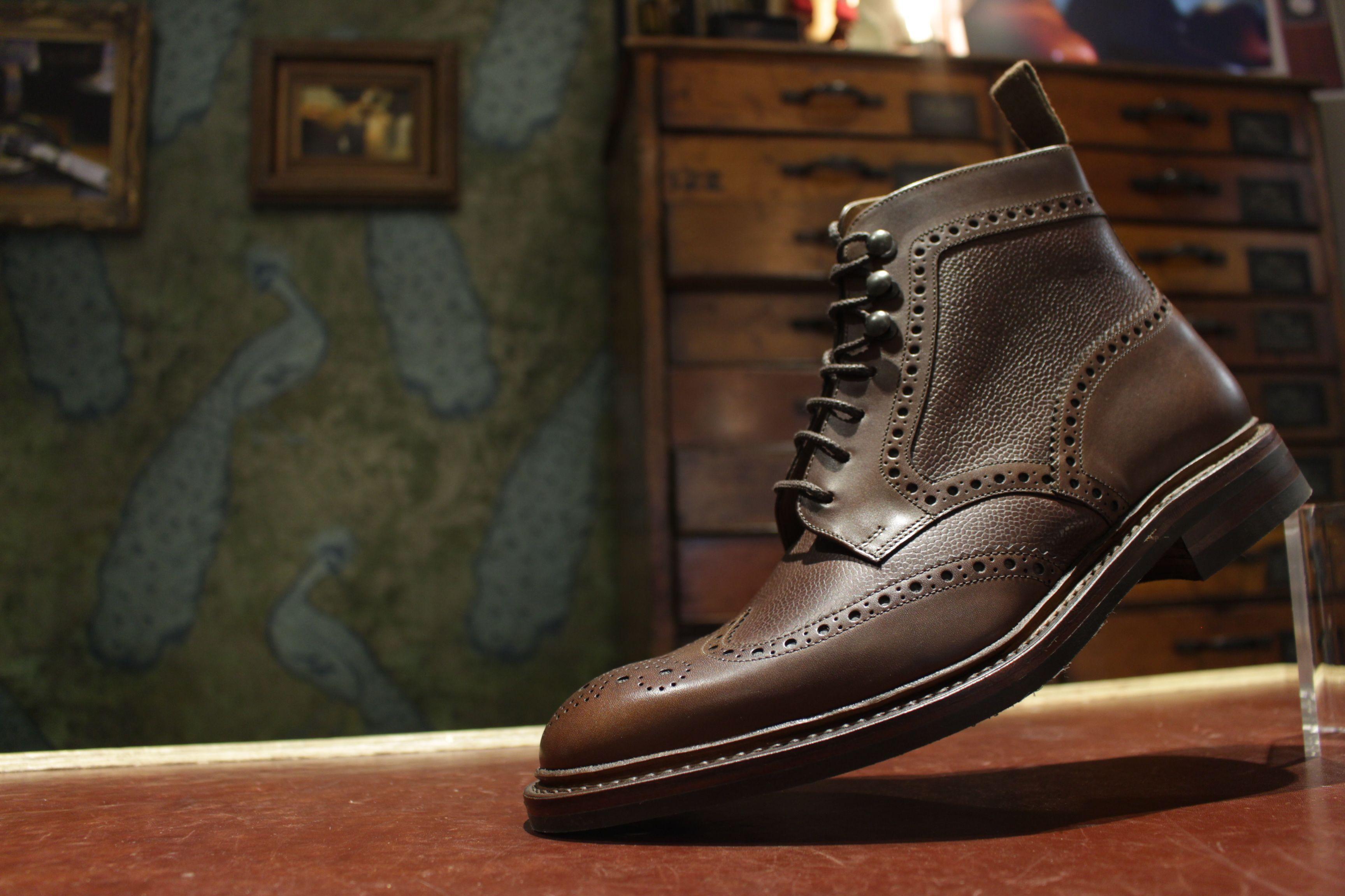 Bosworth Brown Mens Boot | Mens brown