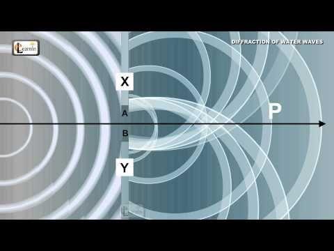 ripple tank waves